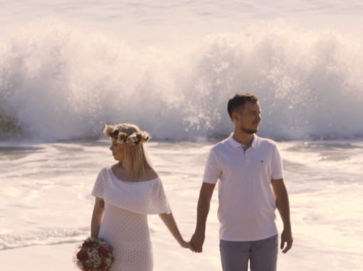 Love Story | Jacqueline e Luiz | Porto Belo/SC