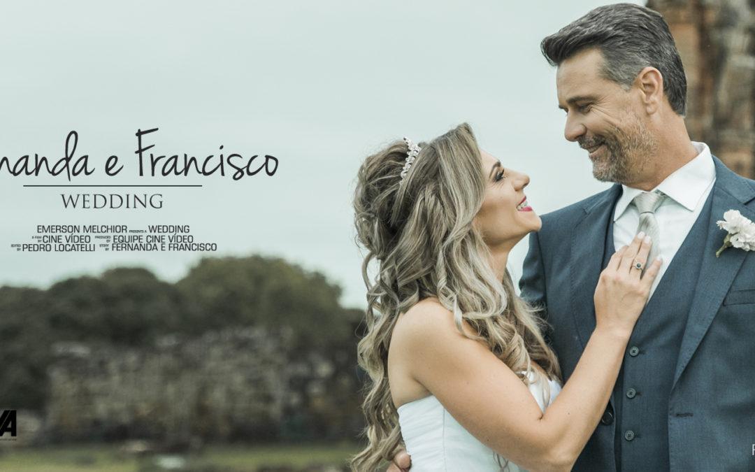 Trailer | Fernanda e Francisco | São Miguel das Missões/RS