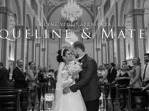 Trailer | Jaqueline e Mateus | Sarandi/RS