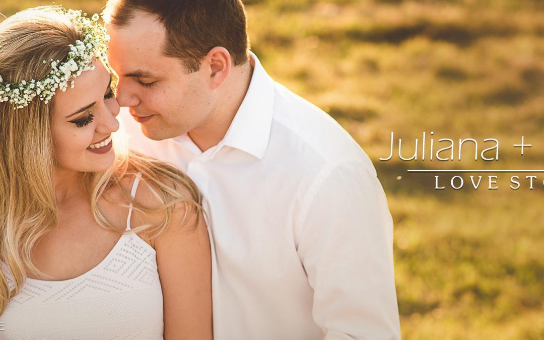 Love Story | Juliana e Felipe | Carazinho/RS