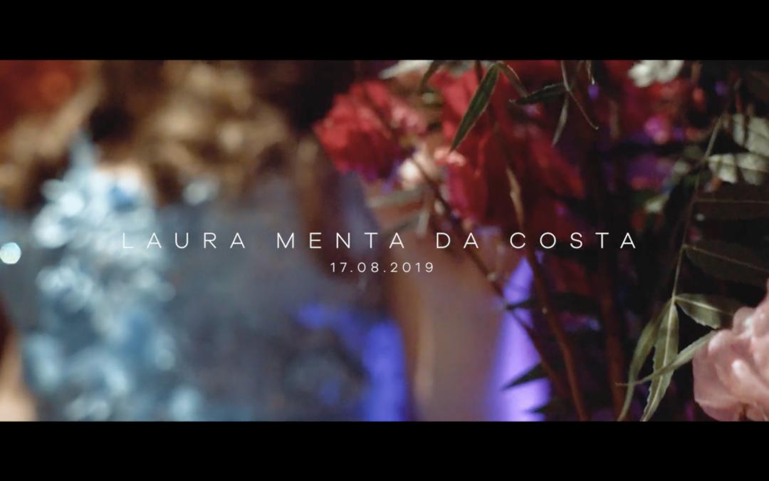 Teaser 15 anos   Laura Menta da Costa