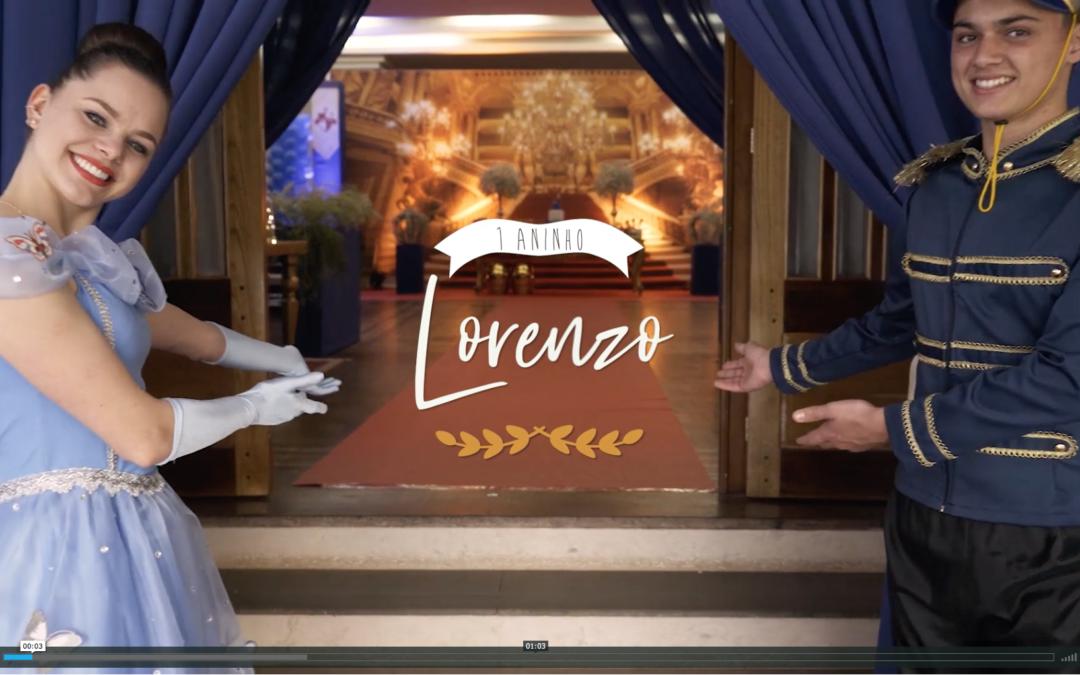 Teaser 1 Aninho | Lorenzo