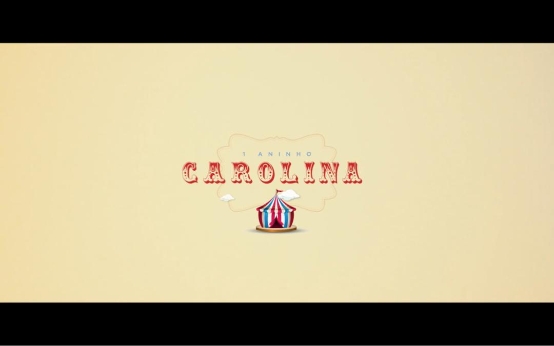 Trailer 1 aninho | Carolina